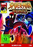 Spider-Man Unlimited - Die komplette Serie [2 DVDs]