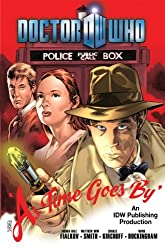 Doctor Who II Volume 4: As Time Goes By (Doctor Who (IDW Numbered)) by Joshua Hale Fialkov (2012-06-19)