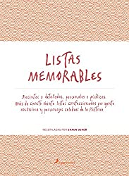 Listas Memorables (42299)