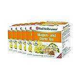Bad Heilbrunner® Magen- und Darm Tee - Pyramidenbeutel - 6er Pack