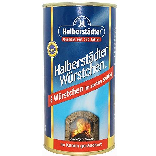 Halberstädter 5 Würstchen in der Dose | tolle DDR Kultprodukte | Ossi Artikel
