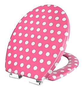 Wc Sitz Pink : cornat petticoat wc sitz dekor pink ksdsc202 baumarkt ~ Indierocktalk.com Haus und Dekorationen
