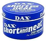 DAX kurz und ordentlich (blau / 2 Päckchen)