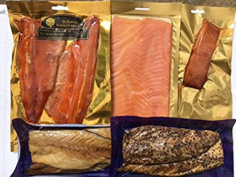 Fresh Scottish Smoked Fish