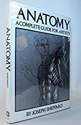 Anatomy: A Complete Guide for Artists by Joseph Sheppard (1975-01-01)