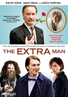 The Extra Man by Kevin Kline