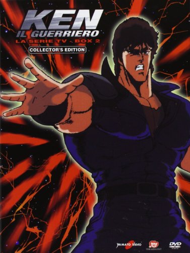 Ken Il Guerriero - Serie Tv Box 02 (Eps 41-76) (9 Dvd)