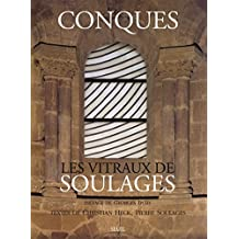Conques, Vitraux de Soulages