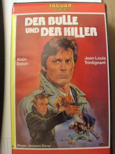 Bild von Der Bulle und der Killer - Alain Delon [VHS]