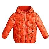 cinnamou Unisex Kinder Baby Wintermantel Mantel Jacke Dicke warme Hoodie Oberbekleidung