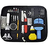 Vivo © 144 Pcs Watchmaker Watch Repair Tool Kit Back Case Remover Opener