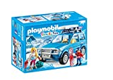 Playmobil-9281 Coche, Color Azul, única (9281