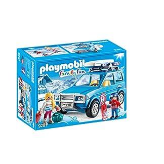 PLAYMOBIL Family Fun Coche, A partir de 4 años (9281)