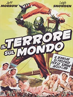 Il terrore sul mondo [IT Import]
