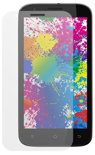 dipos I 2X Schutzfolie matt passend für Kazam Trooper X5.0 Folie Bildschirmschutzfolie