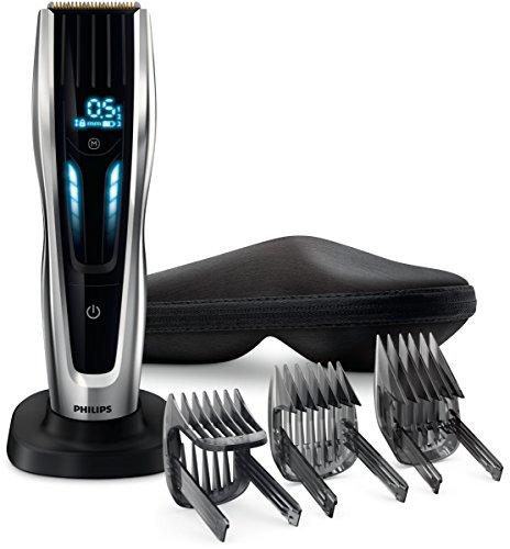 Philips Series9000 Haarschneider HC9450/20, mit 400 Schnittlängen und selbstschärfenden Titaniumklingen
