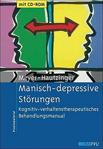 Cover »Manisch-depressive Störungen«