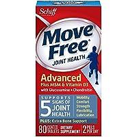 Schiff - Plus di mossa gratis glucosamina condroitina MSM &