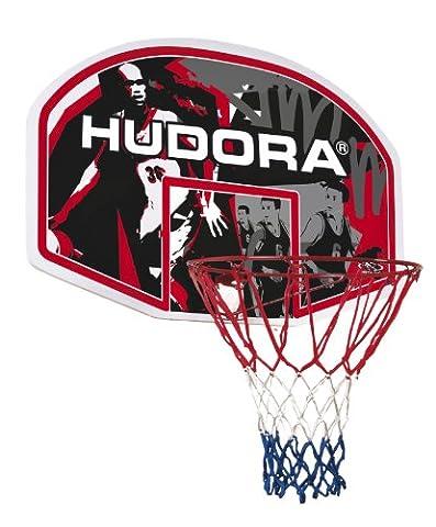 Panier Basket Exterieur - Hudora - 71621 - Jeu de Plein