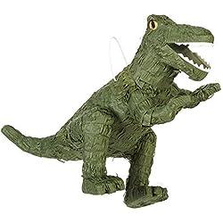 Green Dinosaur 3D Pinata by BirthdayExpress