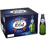 Kronenbourg Lager Beer Bottle, 20 x 275ml