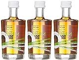 Farthofer Organic Premium Rum Mini braun (3 x 0.05 l)