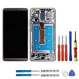 Swark OLED à Affichage à Cristaux liquides, Un Cadre d'outil + 10 par L29 Huawei Partenaire Bla Bla L09 d'affichage à écran Tactile (- Or)