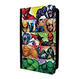 Marvel Superheld Comic Book Passport Halter Fall Cover – Villains Helden – s-g799