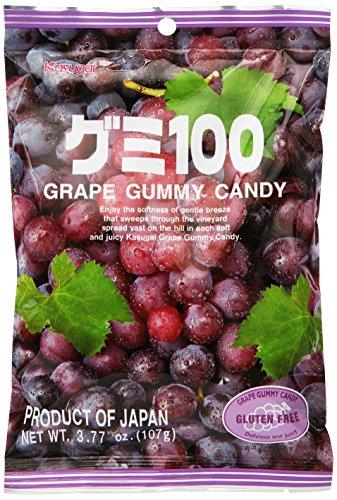 Candy from Kasugai - Grape - 107g ()