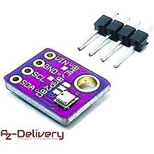 AZDelivery ⭐⭐⭐⭐⭐ GY-BME280 Sensore Pressione Barometrica per Arduino e Raspberry Pi con eBook Gratuito!