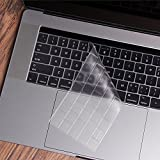 #2: OJOS- Ultra Thin Keyboard Cover Skin Protector Film for MacBook Pro 13