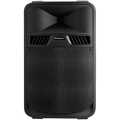Audiophony–Cassa amplificata 400W (Hp Cc Alimentatori)