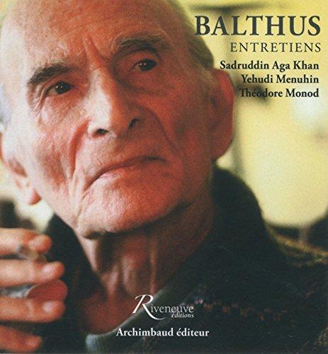 Balthus. Entretiens