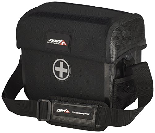 Red Cycling Products WP100 Pro II Handlebar Bag Black 2018 Fahrradtasche