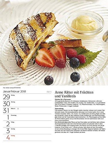 51HLz8F9zyL - Genussvoll Grillen 2018: Foto-Wochenkalender
