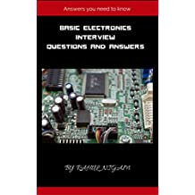 Basic Electronics Interview Questions and Answers (English Edition)