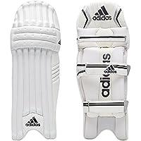adidas XT 2.0 - Bloc de bateo de críquet, color blanco, negro y plateado, tamaño LHM