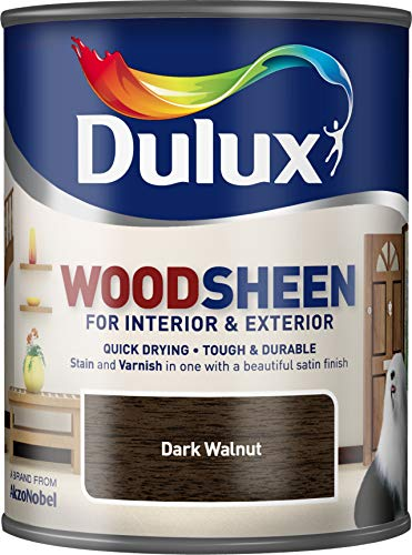 Quick Drying Interior/Exterior Woodsheen DARK WALNUT 750ML