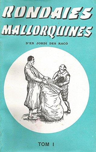 Aplec de Rondaies mallorquines 24 volums: Rondaies mallorquines vol. 1 por Antoni Maria Alcover