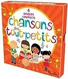 Chansons des tout-petits (4CD audio)