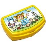 Lunchbox Brotdose 'Schmetterlingslotte', Lutz Mauder