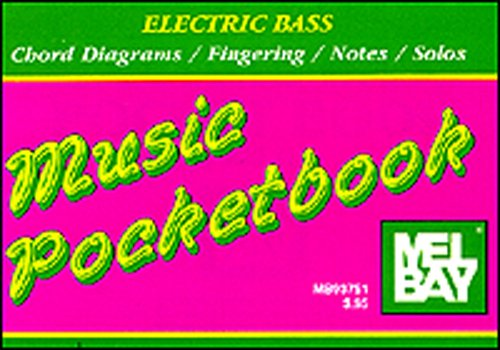Electric Bass Pocketbook