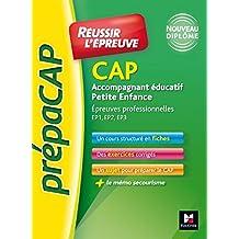 PREPACAP - CAP Accompagnant éducatif petite enfance Epreuves professionnelles - Nº2
