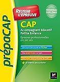 PREPACAP - CAP Accompagnant éducatif petite enfance Epreuves professionnelles - Nº2...