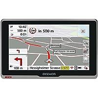 """Becker Transit.6sl EU Plus Fijo 6.2"""" Pantalla táctil Antracita, Negro navegador - Navegador GPS (Multi, Toda Europa, Libre, 15,8 cm (6.2""""), 800 x 480 Pixeles, Flash)"""