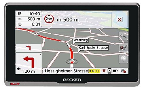 Becker-transit6sl-EU-plus-Truck-und-Camper-Navigationsgert-158-cm-62-Zoll-kapazitives-Echtglasdisplay-46-Lnder-lebenslange-Kartenupdates-Live-Verkehr-Blitzerwarner-Sprachsteuerung