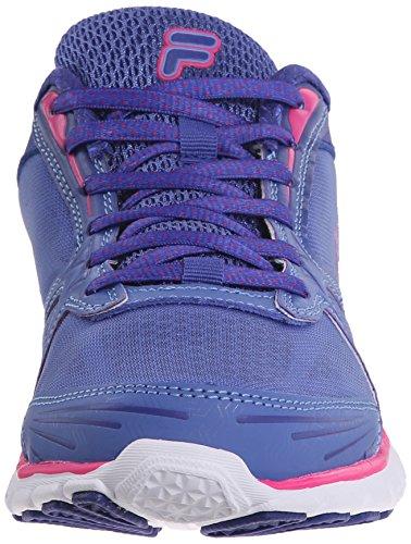 Fila Speicher Solidarität Laufschuh Royal Blue/Wedgewood/Pink Glow