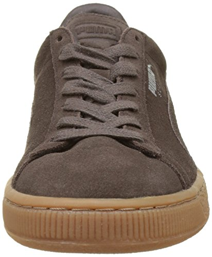 Puma Unisex-erwachsene Suede Classic Citi Low-top Braun (black Coffee 01)