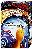 Kosmos 710972 - Turbo - Kratz' die Kurve, Das Rennspiel