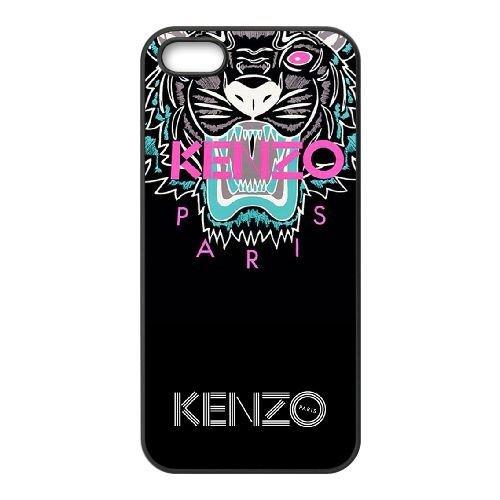 iPhone 5 5s coque [Noir] Kenzo [Thème] l'iPhone 5 5s coque KO3532